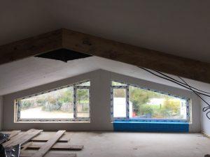Evolving Glass Front Windows installations in salisbury